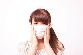 マスクの肌荒れの影響は?